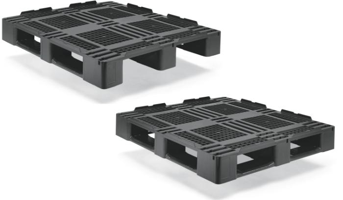 Индустриални палети D3/D3-5 Eco 1200x1000mm