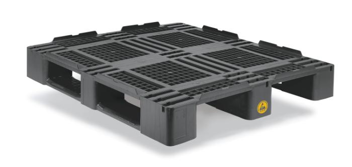 Индустриални палети D3 Conductive 1200x1000mm