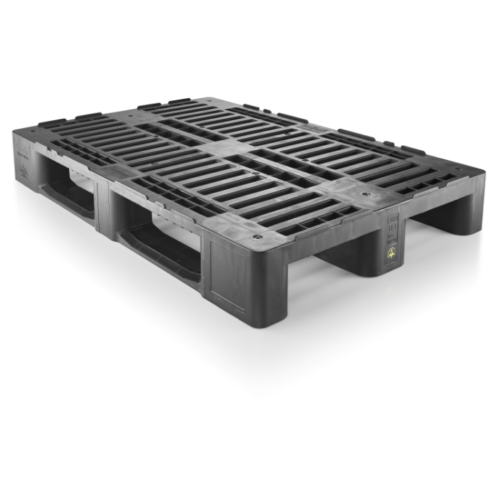 Европалети H1 Conductive 1200×800 mm