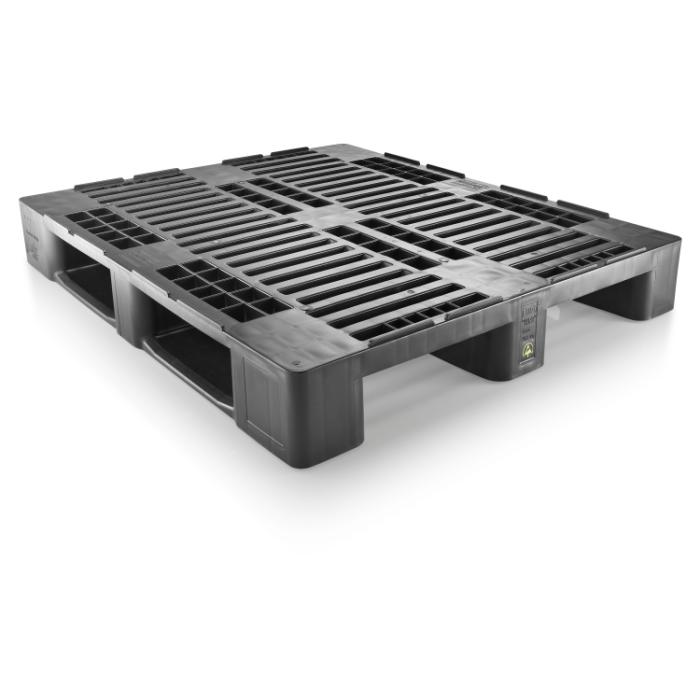 Индустриални палети H3 Conductive 1200×1000 mm