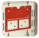 A5 format card holder (217×160 mm)